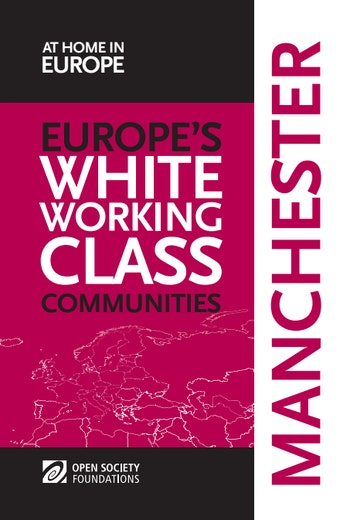 First page of PDF with filename: white-working-class-communities-manchester-20140616.pdf
