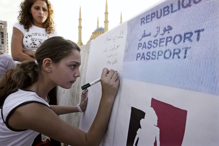 The Lebanese Nationality Law That Leaves Children Stateless - Open