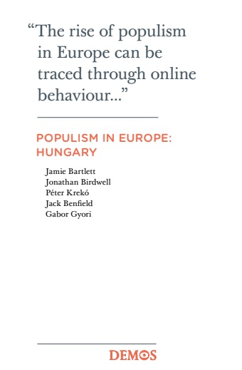 First page of PDF with filename: populism-in-europe-hungary-20120101.pdf