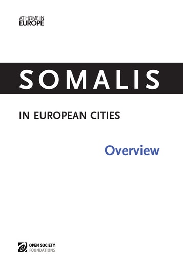First page of PDF with filename: somalis-europe-overview-20150803.pdf