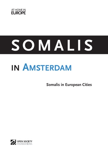 First page of PDF with filename: somalis-amsterdam-20140408.pdf