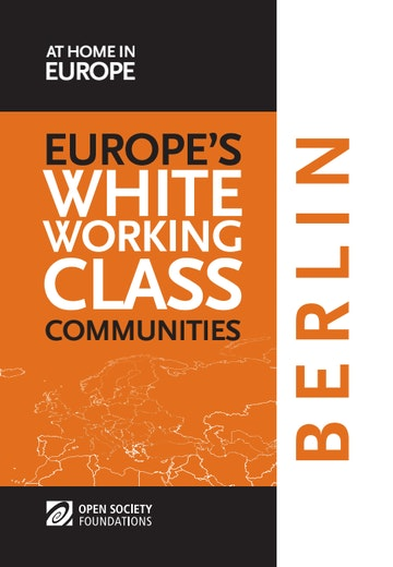 First page of PDF with filename: white-working-class-communities-berlin-20150410.pdf