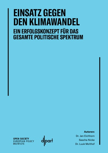 First page of PDF with filename: einsatz-gegen-den-klimawandel-20201209.pdf