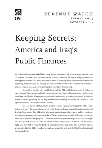 First page of PDF with filename: keepingsecrets.pdf