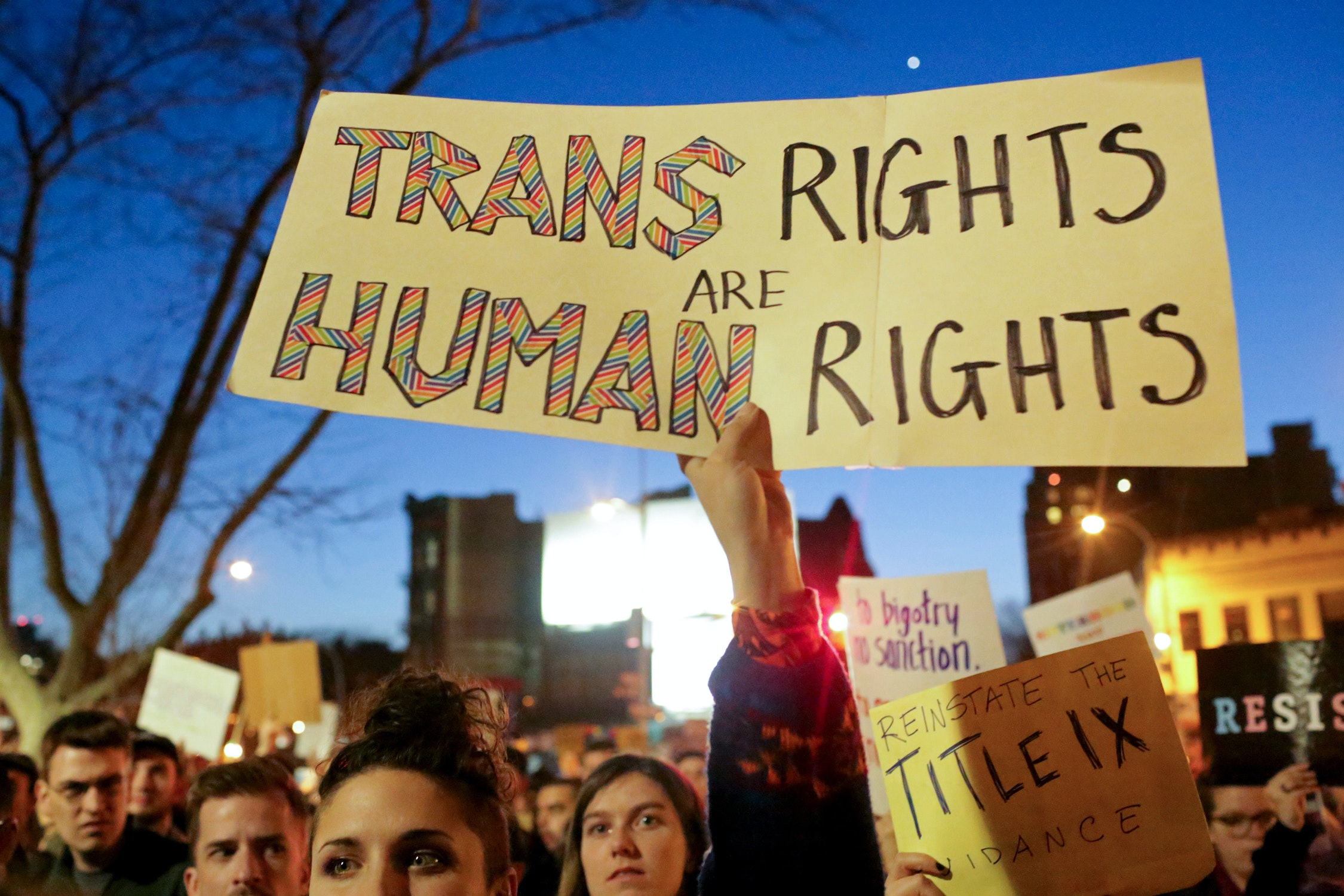 A Perilous Moment for Transgender People in the United States - Open  Society Foundations