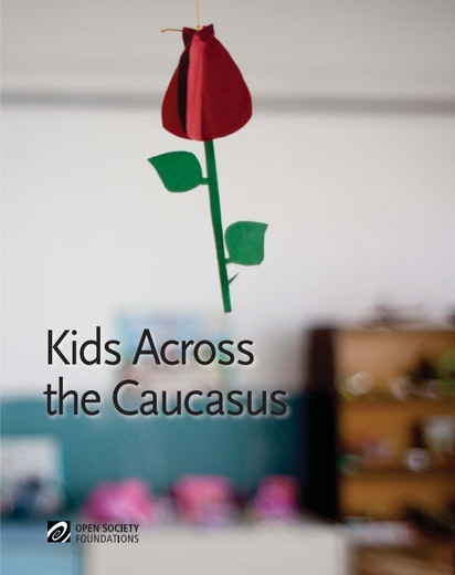 First page of PDF with filename: kids-across-caucasus-20100915.pdf