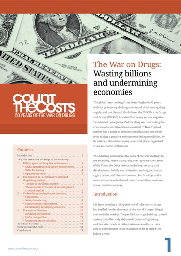 First page of PDF with filename: war-drugs-wasting-billions-undermining-economies-20130208.pdf