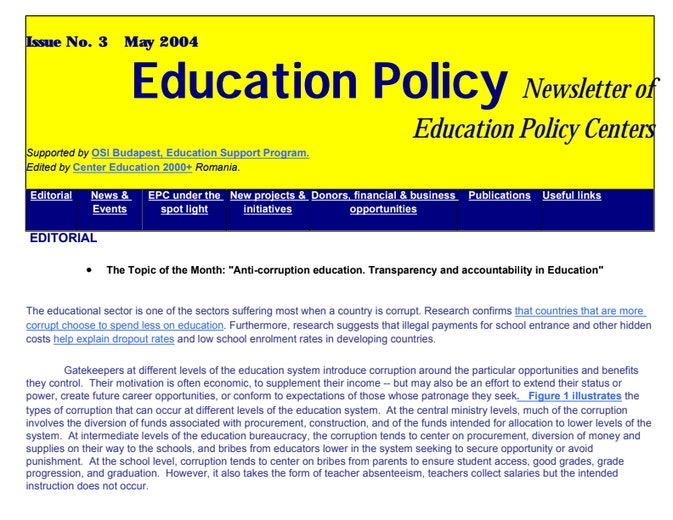 First page of PDF with filename: edupolicy_3.pdf