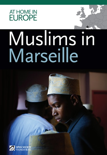 First page of PDF with filename: a-muslims-marseille-en-20110920.pdf
