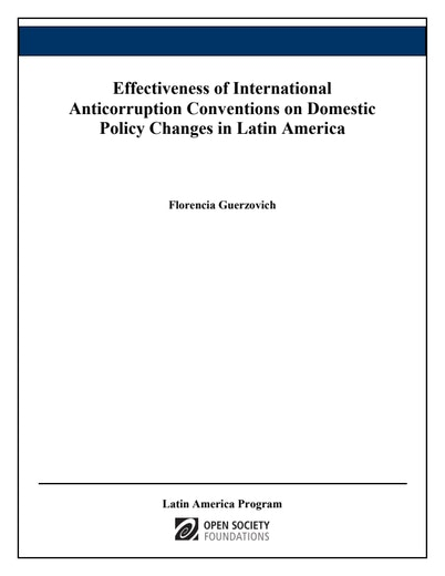 First page of PDF with filename: international-anticorruption-conventions-20120426.pdf