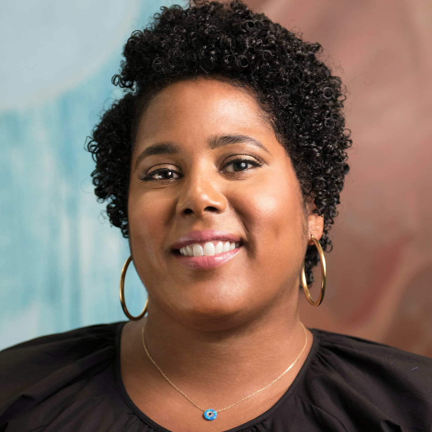 Portrait of Rashida Bumbray