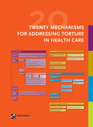 First page of PDF with filename: twenty-mechanisms-addressing-torture-health-care-20120829.pdf