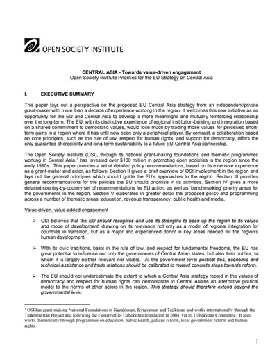 First page of PDF with filename: eu-policy-20071231.pdf