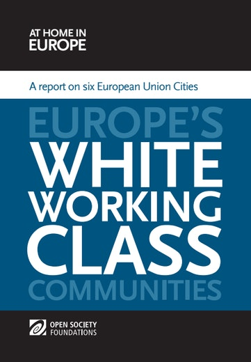 First page of PDF with filename: white-working-class-overview-20140616.pdf