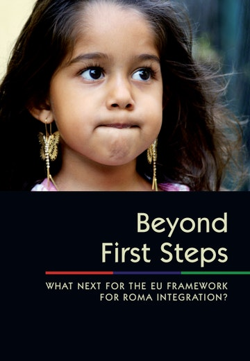 First page of PDF with filename: beyond-first-steps-20130213.pdf