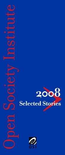 First page of PDF with filename: stories_20090126.pdf
