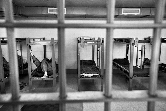 A detention center