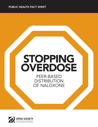 First page of PDF with filename: stopping-overdose-eng-20130807.pdf