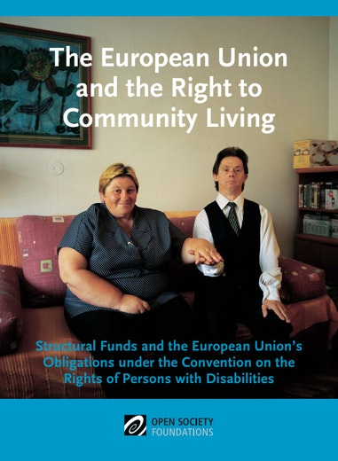 First page of PDF with filename: europe-community-living-20120507.pdf