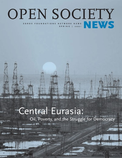 First page of PDF with filename: osncentraleurasia.pdf