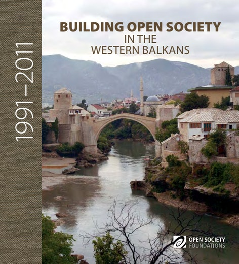 First page of PDF with filename: open-society-western-balkans-20111004.pdf