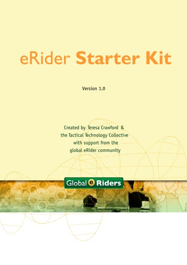First page of PDF with filename: erider_20050727.pdf