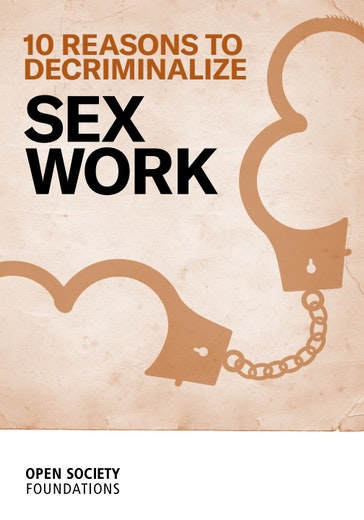 First page of PDF with filename: 10-reasons-to-decriminalize-sex-work-20150410.pdf