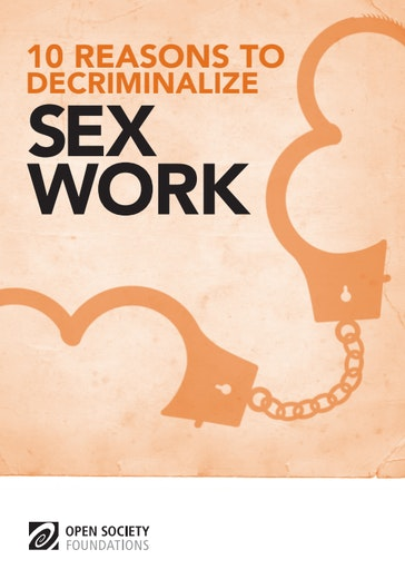 First page of PDF with filename: 10-reasons-decriminalize-sex-work-20150410_0.pdf