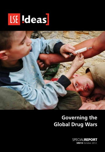 First page of PDF with filename: governing-global-drug-wars-20130320.pdf