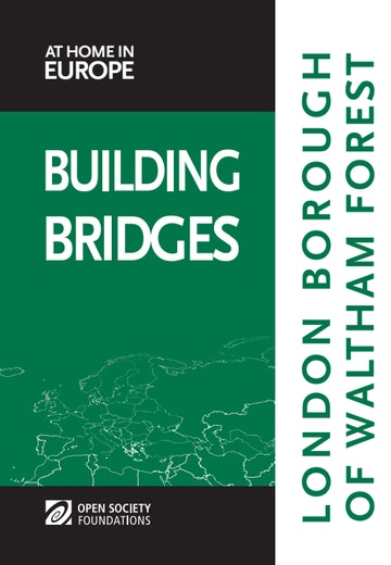 First page of PDF with filename: building-bridges-20141215.pdf