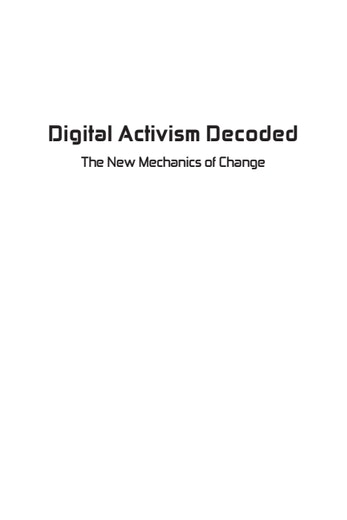 First page of PDF with filename: digiact10all.pdf
