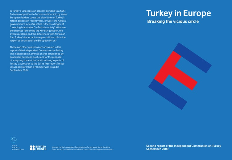 First page of PDF with filename: turkey_20090907.pdf