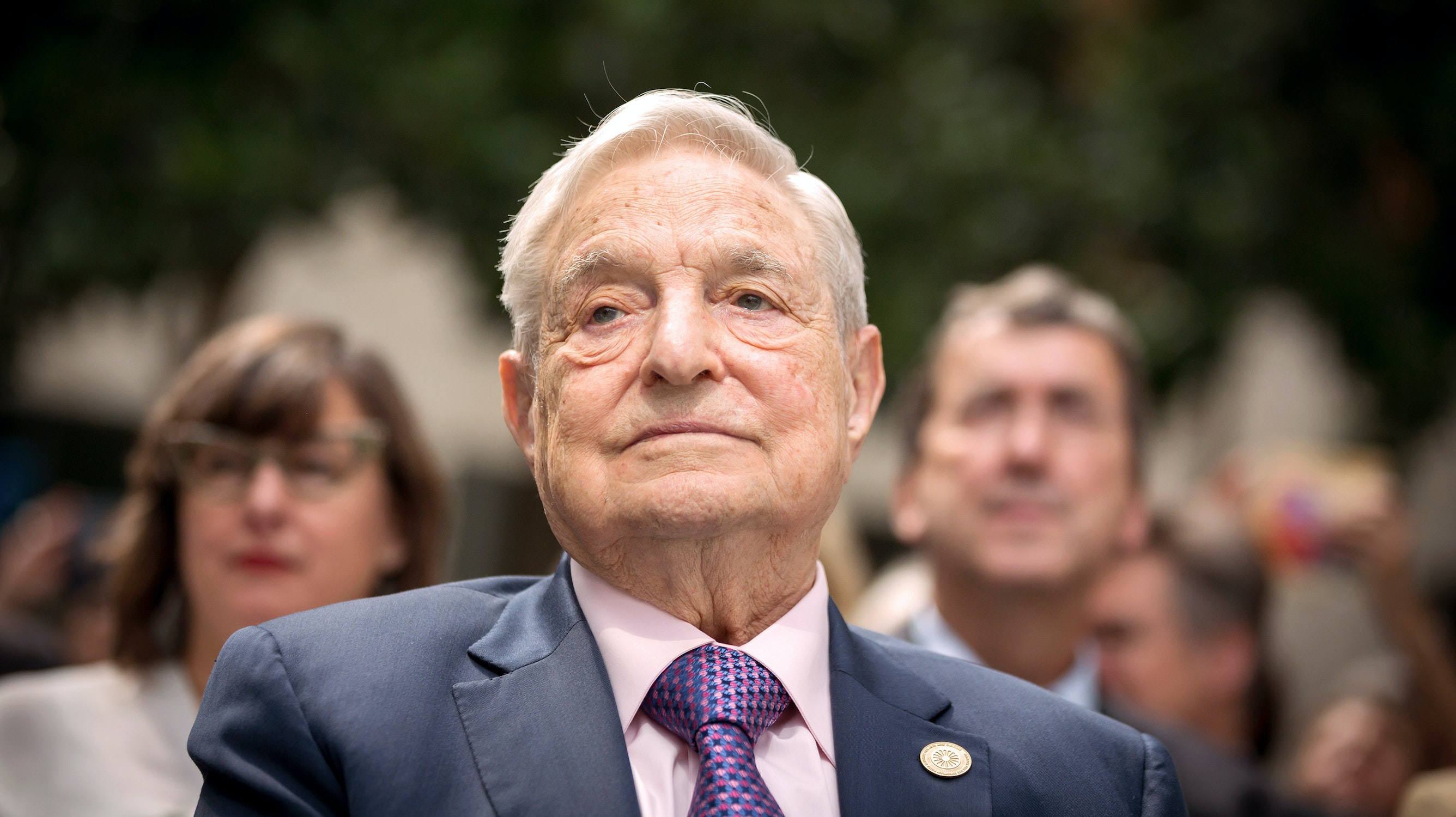 George Soros - Open Society Foundations