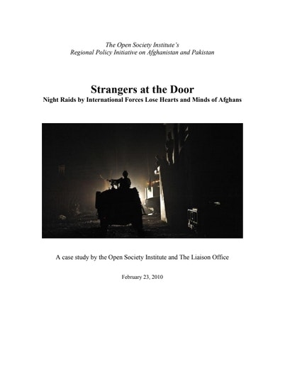 First page of PDF with filename: a-afghan-night-raids-20100222_0.pdf