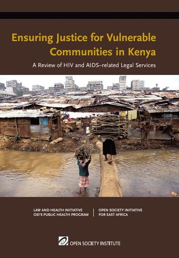 First page of PDF with filename: kenya_20070416.pdf