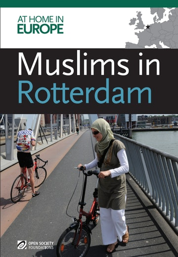 First page of PDF with filename: a-muslims-rotterdam-report-en-20101119.pdf