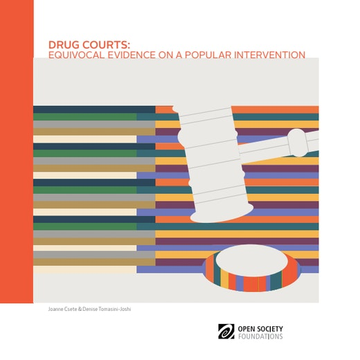 First page of PDF with filename: drug-courts-equivocal-evidence-popular-intervention-20160928.pdf