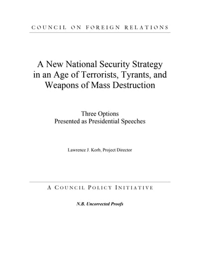 First page of PDF with filename: National_Security_CPI_0.pdf